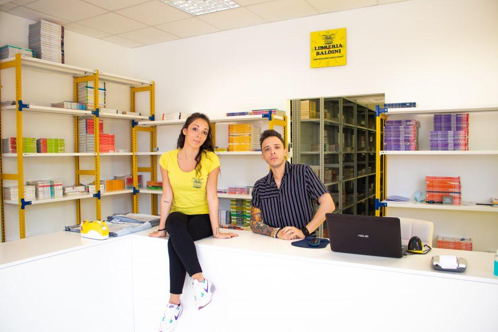 Chi Siamo 6 Libreria Baldini - Comprare e vendere libri scolastici usati e nuovi