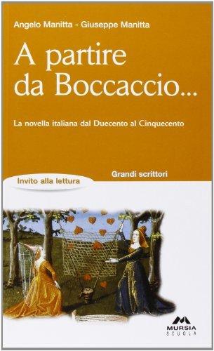 A partire da Boccaccio... 1 Libreria Baldini - Comprare e vendere libri scolastici usati e nuovi