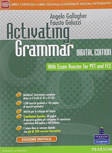 Activating grammar. Per le Scuole superiori. Con e-book. Con espansione online 1 Libreria Baldini - Comprare e vendere libri scolastici usati e nuovi