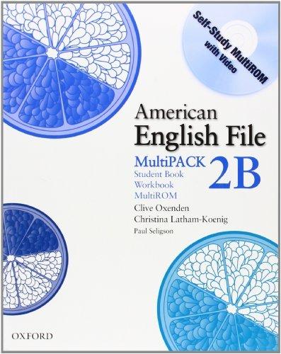 American English File Level 2: American english file multipack. Vol. 2B. Per le Scuole superiori 1 Libreria Baldini - Comprare e vendere libri scolastici usati e nuovi
