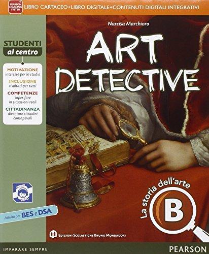 Art detective. Per la Scuola media. Con e-book. Con espansione online 1 Libreria Baldini - Comprare e vendere libri scolastici usati e nuovi