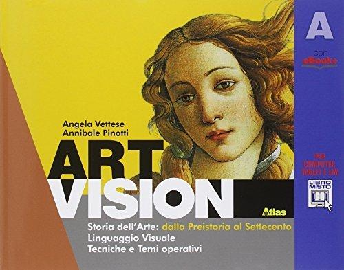 Art vision. Tomo A-B. Per le Scuole superiori. Con espansione online 1 Libreria Baldini - Comprare e vendere libri scolastici usati e nuovi