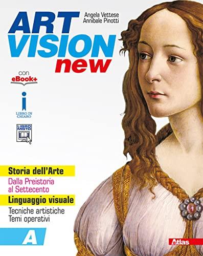 Art vision new. Per la Scuola media. Con e-book. Con espansione online. Con Libro: Competenze (Vol. A-B) 1 Libreria Baldini - Comprare e vendere libri scolastici usati e nuovi