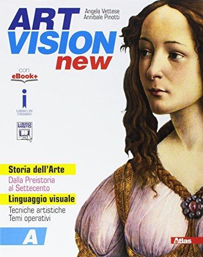 Art vision new. Per la Scuola media. Con e-book. Con espansione online (Vol. A-B) 1 Libreria Baldini - Comprare e vendere libri scolastici usati e nuovi