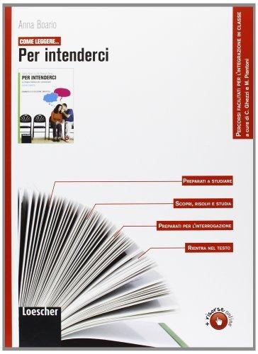 Come leggere... per intenderci. Per le Scuole superiori. Con espansione online 1 Libreria Baldini - Comprare e vendere libri scolastici usati e nuovi