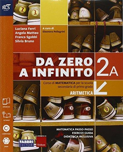Da zero a infinito. Extrakit-Openbook-Quaderno. Per la Scuola media. Con e-book. Con espansione online (Vol. 2) 1 Libreria Baldini - Comprare e vendere libri scolastici usati e nuovi
