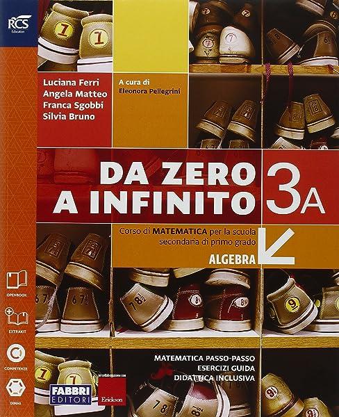 Da zero a infinito. Extrakit-Openbook-Quaderno. Per la Scuola media. Con e-book. Con espansione online (Vol. 3) 1 Libreria Baldini - Comprare e vendere libri scolastici usati e nuovi
