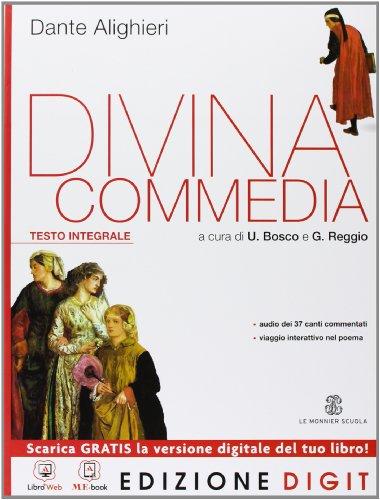 Divina Commedia - Volume unico. Con Me book e Contenuti Digitali Integrativi online 1 Libreria Baldini - Comprare e vendere libri scolastici usati e nuovi