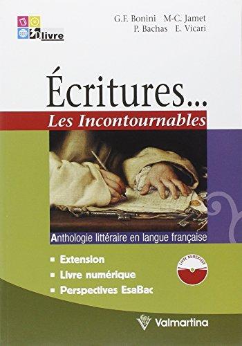 ECRITURES INCONT.+EXT+LD 1 Libreria Baldini - Comprare e vendere libri scolastici usati e nuovi