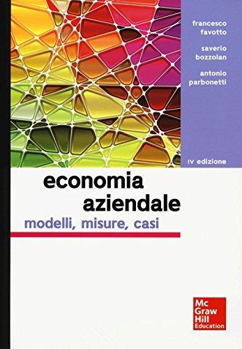 Economia aziendale. Modelli, misure, casi 1 Libreria Baldini - Comprare e vendere libri scolastici usati e nuovi