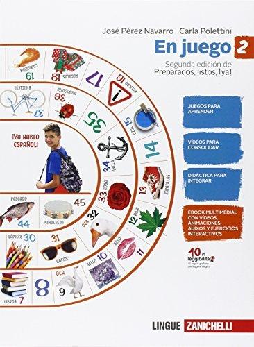 En juego. Per la Scuola media. Con espansione online [Lingua spagnola]: Vol. 2 1 Libreria Baldini - Comprare e vendere libri scolastici usati e nuovi