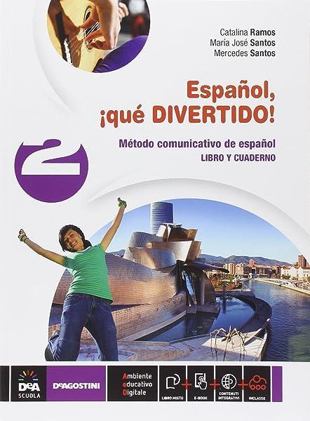 Espanol, ¡qué divertido! Vol. 2 [Lingua spagnola] 1 Libreria Baldini - Comprare e vendere libri scolastici usati e nuovi