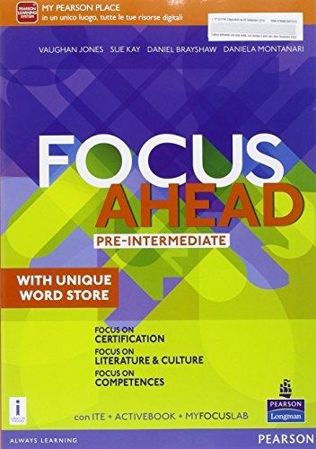 Focus ahead. Modalità mista di tipo B. Pre-intermediate. Per le Scuole superiori. Con e-book. Con espansione online 1 Libreria Baldini - Comprare e vendere libri scolastici usati e nuovi