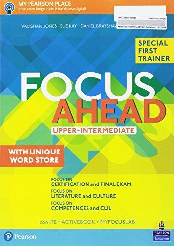 Focus ahead. Upper intermediate. Per le Scuole superiori. Con e-book. Con espansione online [Lingua inglese] 1 Libreria Baldini - Comprare e vendere libri scolastici usati e nuovi