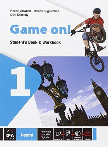 Game on! Student's book-Workbook-Grammar. Per la Scuola media. Con e-book. Con espansione online [Lingua inglese]: Vol. 1 1 Libreria Baldini - Comprare e vendere libri scolastici usati e nuovi