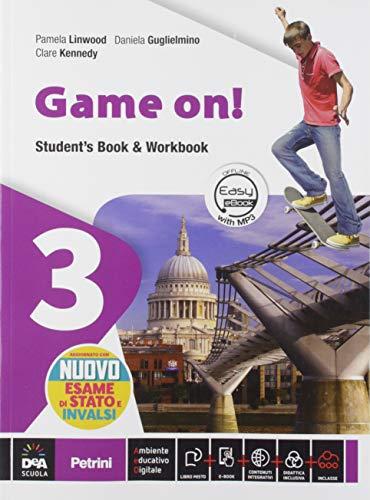 Game on! Student's book-Workbook. Per la Scuola media. VOL. 3. Con e-book. Con espansione online. Con DVD-ROM (Vol. 3) 1 Libreria Baldini - Comprare e vendere libri scolastici usati e nuovi