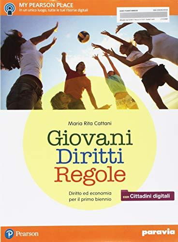 Giovani Diritti Regole. Con Cittadini digitali + ITE + Didastore 1 Libreria Baldini - Comprare e vendere libri scolastici usati e nuovi