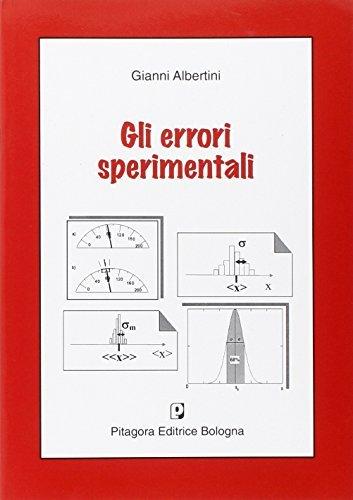 Gli errori sperimentali 1 Libreria Baldini - Comprare e vendere libri scolastici usati e nuovi