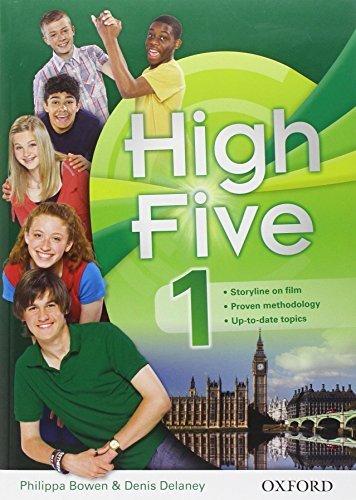 High five. Student's book-Workbook. Per la Scuola Media: High five. Student's book-Workbook. Per la Scuola Media: 1: Vol. 1 1 Libreria Baldini - Comprare e vendere libri scolastici usati e nuovi