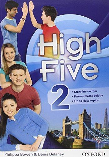 High five. Student's book-Workbook. Per la Scuola media: High five. Student's book-Workbook. Per la Scuola media: 2: Vol. 2 1 Libreria Baldini - Comprare e vendere libri scolastici usati e nuovi