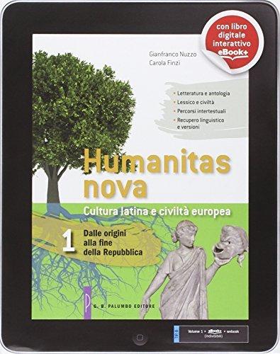 Humanitas nova. Per i Licei. Con e-book. Con espansione online. Dalle origini alla fine della repubblica (Vol. 1) 1 Libreria Baldini - Comprare e vendere libri scolastici usati e nuovi