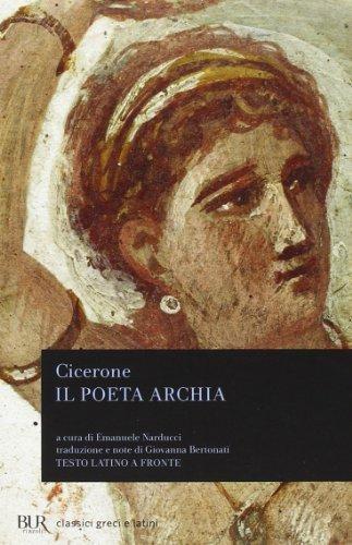 Il poeta Archia 1 Libreria Baldini - Comprare e vendere libri scolastici usati e nuovi