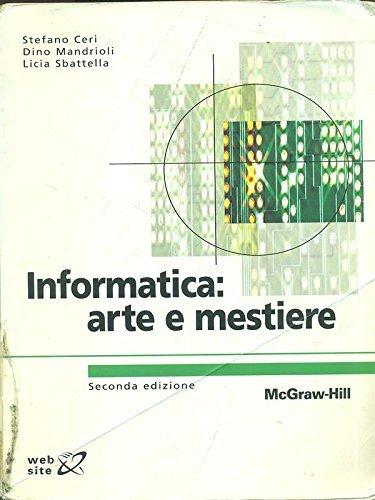 Informatica: arte e mestiere 1 Libreria Baldini - Comprare e vendere libri scolastici usati e nuovi