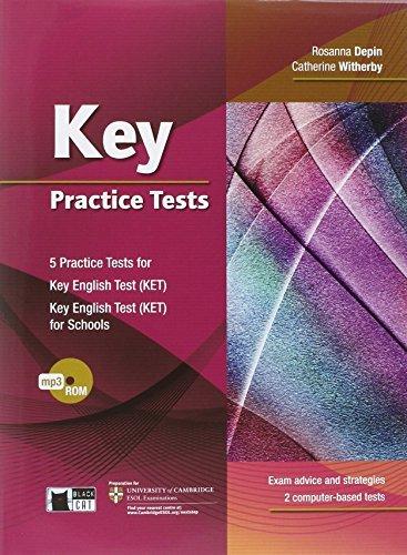 Key practice tests. Per le Scuole superiori. Con CD Audio [Lingua inglese] 1 Libreria Baldini - Comprare e vendere libri scolastici usati e nuovi
