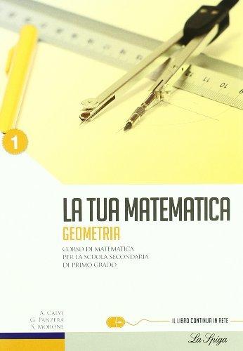 La tua matematica. Aritmetica-Geometria. Con i linguaggi della matematica. Per la Scuola media. Con CD-ROM. Con espansione online (Vol. 1) 1 Libreria Baldini - Comprare e vendere libri scolastici usati e nuovi
