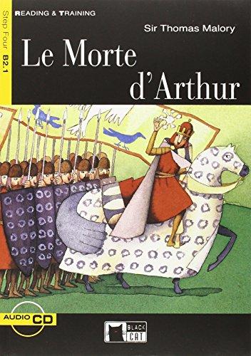 Le Morte D'Arthur [With CD (Audio)] [Lingua inglese]: Le Morte d'Arthur + audio CD 1 Libreria Baldini - Comprare e vendere libri scolastici usati e nuovi