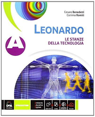 Leonardo. Vol. A-B. Per la Scuola media. Con e-book 1 Libreria Baldini - Comprare e vendere libri scolastici usati e nuovi