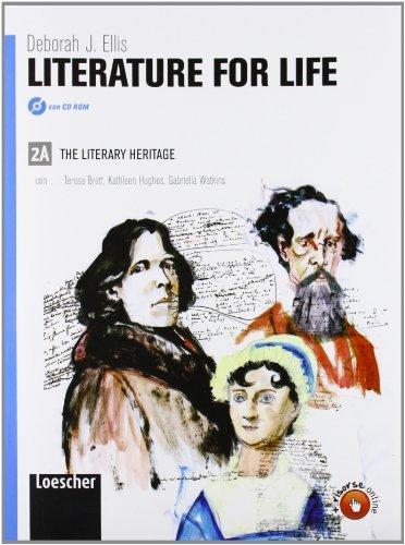 Literature for life. Vol. 2A. Per le Scuole superiori. Con espansione online [Lingua inglese] 1 Libreria Baldini - Comprare e vendere libri scolastici usati e nuovi