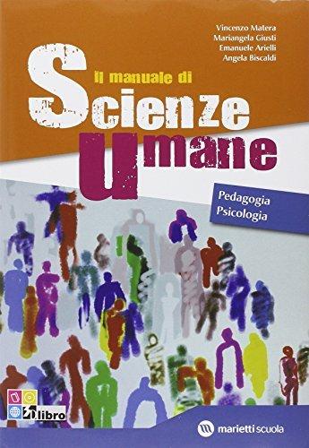 MAN.SC.UMANE PED/PSI 1 Libreria Baldini - Comprare e vendere libri scolastici usati e nuovi