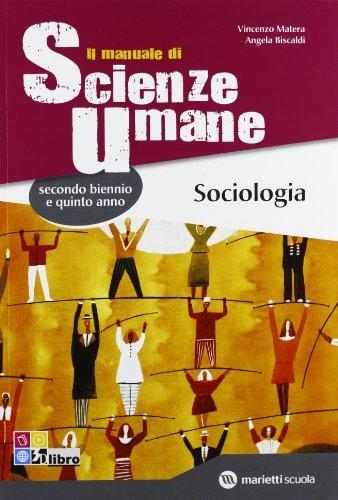 MAN.SC.UMANE SOCIOLOGIA 1 Libreria Baldini - Comprare e vendere libri scolastici usati e nuovi