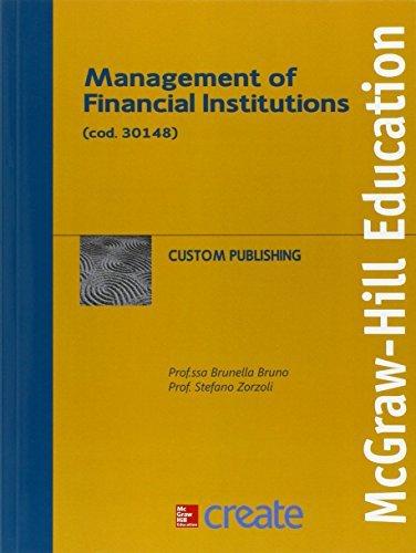 Management of financial institutions 1 Libreria Baldini - Comprare e vendere libri scolastici usati e nuovi