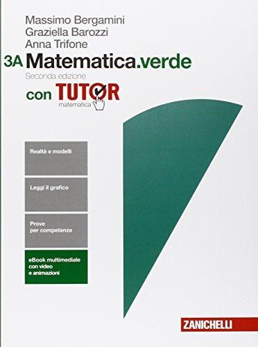 Matematica.verde. Con tutor. Vol. 3A-3B. Per le Scuole superiori. Con e-book. Con espansione online 1 Libreria Baldini - Comprare e vendere libri scolastici usati e nuovi