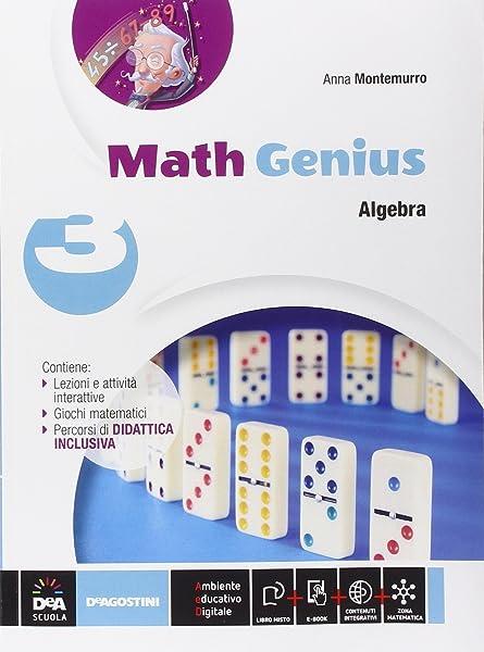 Math genius. Aritmetica-Geometria-Palestra delle competenze. Per la Scuola media. Con e-book. Con espansione online (Vol. 3) 1 Libreria Baldini - Comprare e vendere libri scolastici usati e nuovi