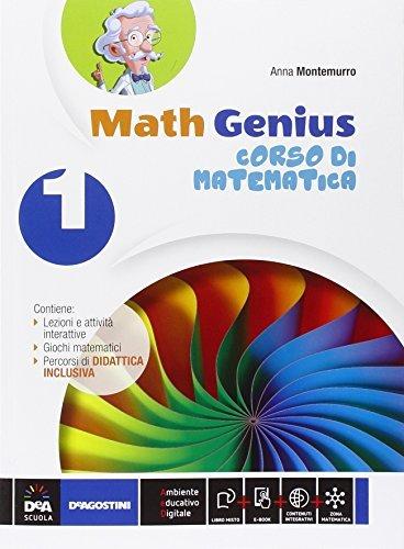 Math genius. Palestra matematica. Per la Scuola media. Con e-book. Con espansione online (Vol. 1) 1 Libreria Baldini - Comprare e vendere libri scolastici usati e nuovi