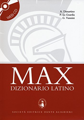 Max dizionario latino. Con Web CD 1 Libreria Baldini - Comprare e vendere libri scolastici usati e nuovi