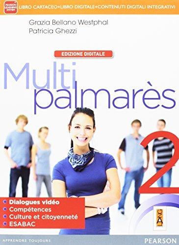 Multipalmares. Ediz. interattiva. Per le Scuole superiori. Con e-book. Con espansione online (Vol. 2) 1 Libreria Baldini - Comprare e vendere libri scolastici usati e nuovi