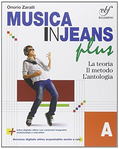 Musica in jeans. Plus. Vol. A-B-Mozart in jeans. Per la Scuola media. Con e-book. Con espansione online 1 Libreria Baldini - Comprare e vendere libri scolastici usati e nuovi