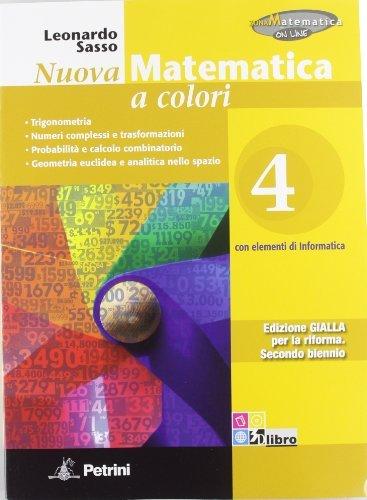 N.MAT.COL.GIALLA 4: Vol. 4 1 Libreria Baldini - Comprare e vendere libri scolastici usati e nuovi