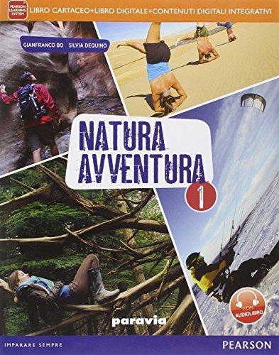 Natura avventura. Con Laboratorio. Per la Scuola media. Con e-book. Con espansione online (Vol. 1) 1 Libreria Baldini - Comprare e vendere libri scolastici usati e nuovi