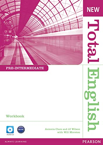 New Total English Pre-Intermediate Workbook without Key and Audio CD Pack [Lingua inglese] 1 Libreria Baldini - Comprare e vendere libri scolastici usati e nuovi