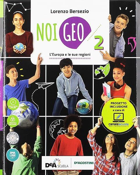 Noi Geo. Geofacile. Con quaderno inclusivo. Per la Scuola media. Con ebook. Con espansione online. Con DVD-ROM (Vol. 2) 1 Libreria Baldini - Comprare e vendere libri scolastici usati e nuovi