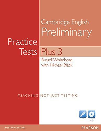 Practice tests plus PET 3. Per le Scuole superiori 1 Libreria Baldini - Comprare e vendere libri scolastici usati e nuovi