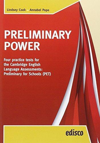 Preliminary power PET. Per la Scuola media. Con e-book. Con espansione online 1 Libreria Baldini - Comprare e vendere libri scolastici usati e nuovi
