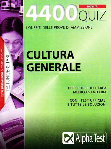 Quattromilaquattrocento quiz di cultura generale 1 Libreria Baldini - Comprare e vendere libri scolastici usati e nuovi