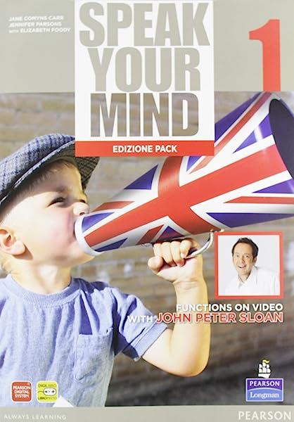 Speak your mind. Student's book-Workbook. Per le Scuole superiori. Con espansione online (Vol. 1) 1 Libreria Baldini - Comprare e vendere libri scolastici usati e nuovi