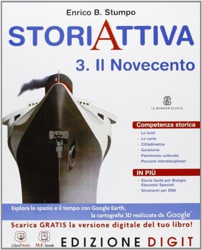 StoriAttiva - Volume 3. Con Me book e Contenuti Digitali Integrativi online: Vol. 3 1 Libreria Baldini - Comprare e vendere libri scolastici usati e nuovi